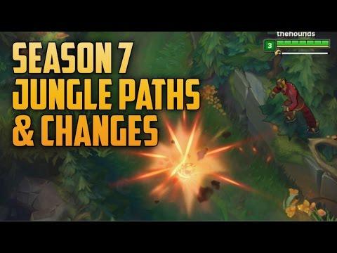 How To Jungle In Season 7 Link Lazada Và Shopee